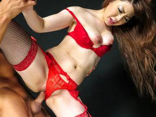 Amazing porn play with sexy Reika Ichinose